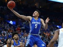 New York Knicks: John Calipari says Kevin Knox will be elite NBA player, but needs time