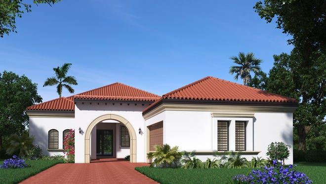 The 3-bedroom Benita luxury water-front villa by London Bay Homes will soon be open for viewing.