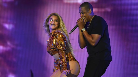One Twitter user wondered if the joint tour wasn't a profitable way for Bey to keep an eye on Jay.