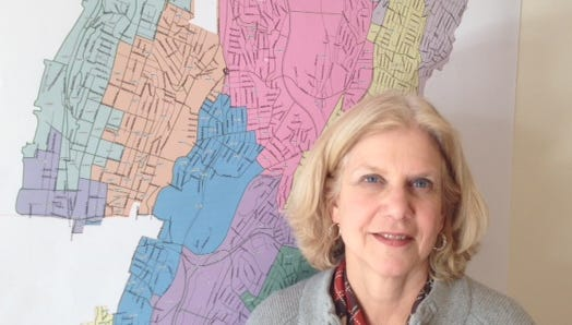 Assemblywoman Shelley Mayer of Yonkers