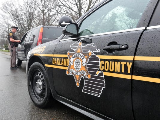 Oakland County Sheriff stop