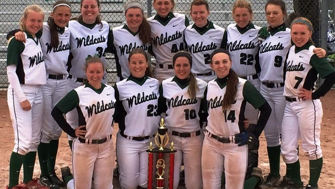 The Novi softball team reached the finals of the Anchor Bay Invitational before falling to Utica Eisenhower, 9-6.