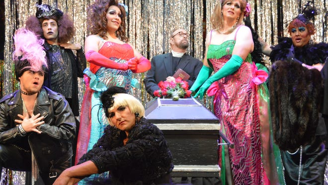 "The UTEP Dinner Theatre's production of ""Priscilla, Queen of the Desert"" opens Sept. 30."