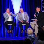 UofL rivalry, playoffs, freshmen among talking points at UK alumni event