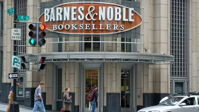Barnes & Noble told USA TODAY that it welcomes transgender customers and employees to use bathrooms in stores based on gender identity.
