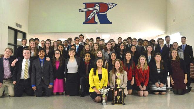 Riverside High School's speech and debate team has won its fifth consecutive state championship.