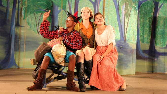 """Traveling Players Ensemble to perform """"The Tempest"""" at Lime Kiln Theater in Lexington on Aug. 4."""