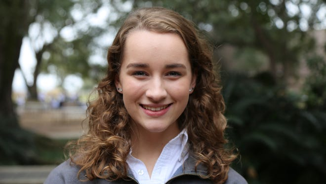 Ashlyn Driskell, a junior at Episcopal School of Acadiana, earned a perfect ACT score.
