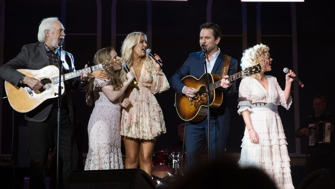 "In the final scene of ""Nashville,"" the show broke the ""fourth wall."""