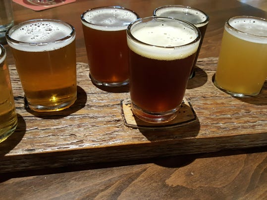 Three Creeks Brewery serves up beer and more!