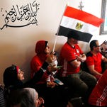World Cup, Eid al-Fitr bring Egyptian extended family together