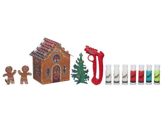 Toys DohVinci Gingerbread House Kit