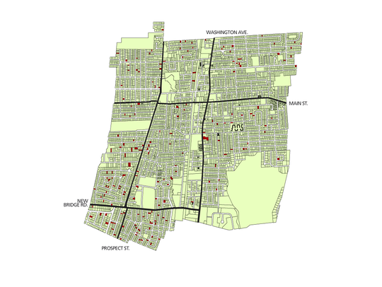 Properties highlighted in red were not properly assessed.
