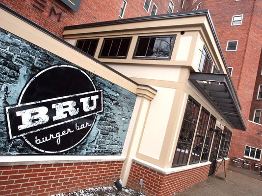 Bru Burger Bar on Mass Ave