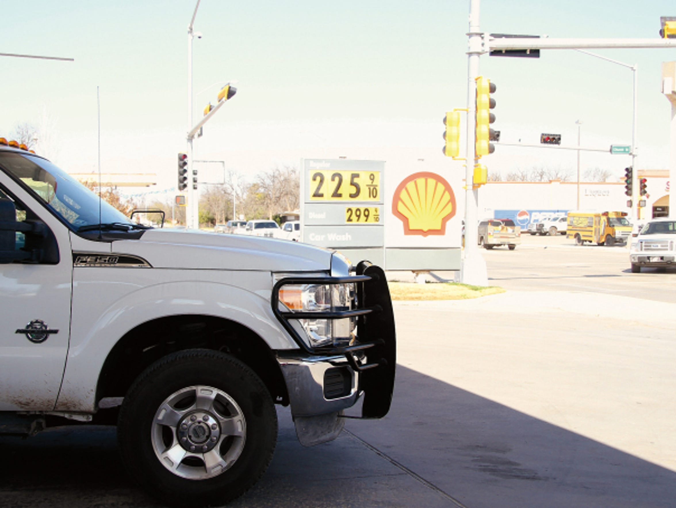 Oil and gas prices saw a steady increase throughout