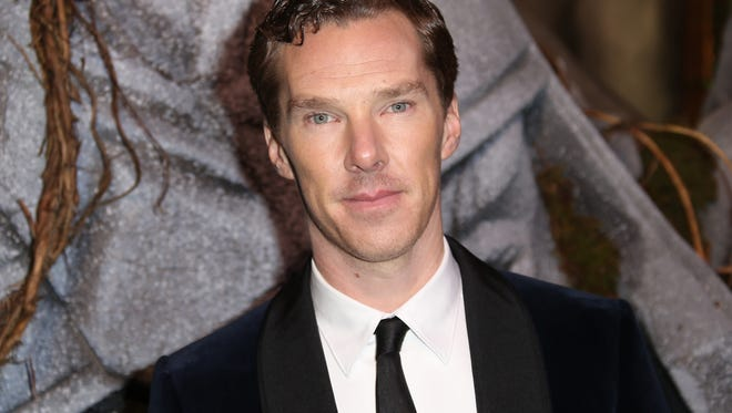 "Benedict Cumberbatch says he was an ""idiot"" to refer to non-white actors as ""colored."" In a statement Monday Jan. 26, 2015 Cumberbatch apologized for his ""thoughtless use of inappropriate language."""