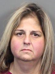 Sheri Polly Hagemann, 49, was booked Oct. 17, 2015