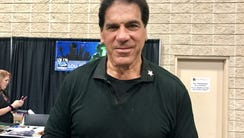 Lou Ferrigno talks about helping a fan who had a seizure