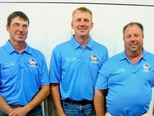 Statz Bros. Dairy at Sun Prairie hosted Farm Technology Days several years ago. Much was written about the 4,500 cow operation now being owned by the third generation brothers Troy and Wesley and cousin Joe.