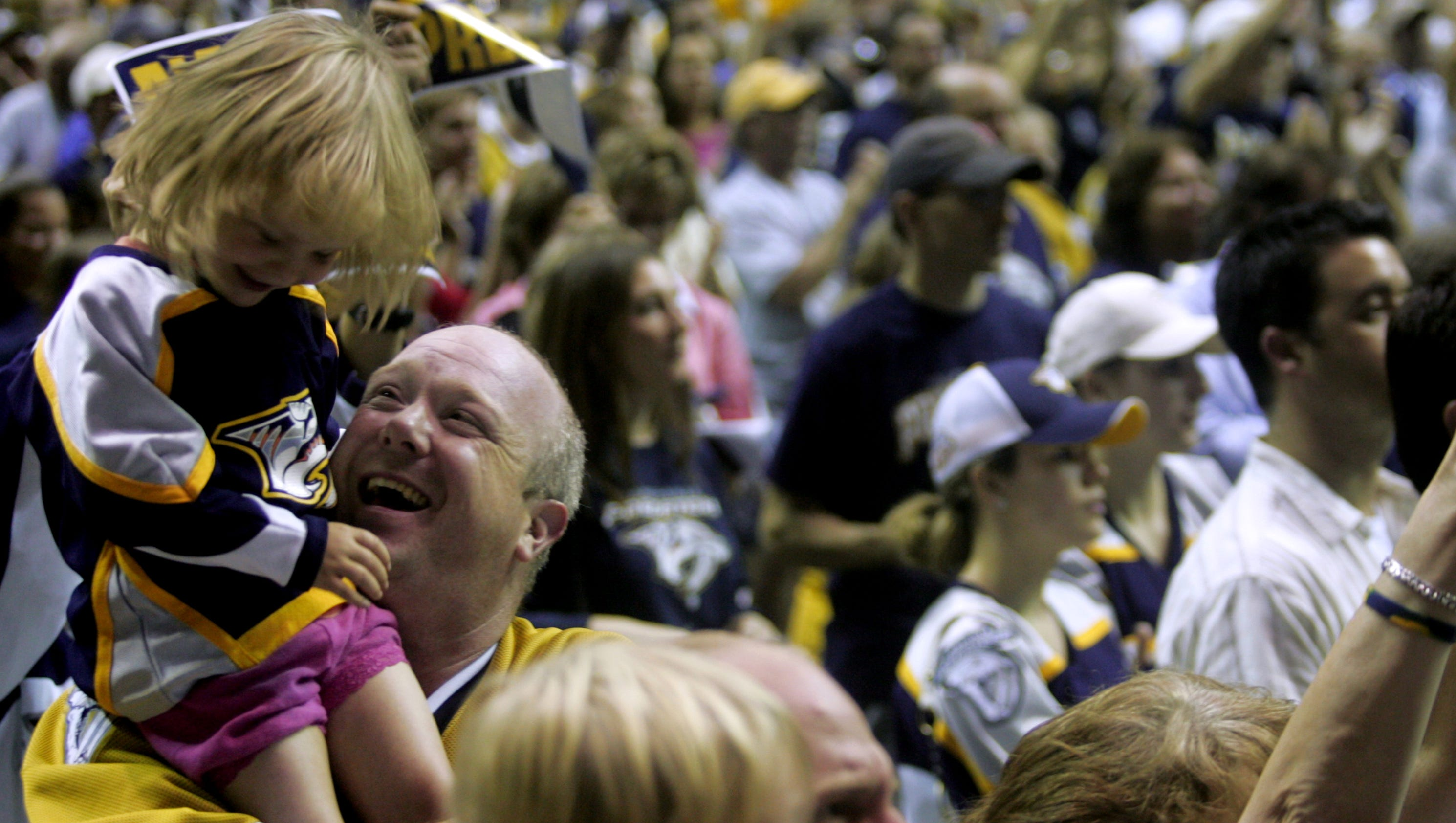 10 years after Predators nearly left town Nashville celebrates Stanley Cup Final