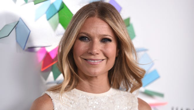 Gwyneth Paltrow has a sense of humor when it comes to her breakups.