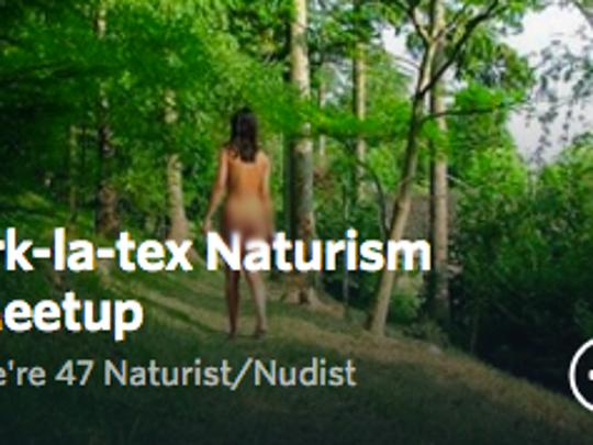 Ark-La-Tex Naturism Meetup