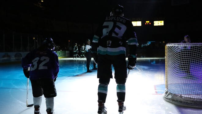 The Shreveport Mudbugs will host The Odessa Jackalopes for games Friday and Saturday this weekend.