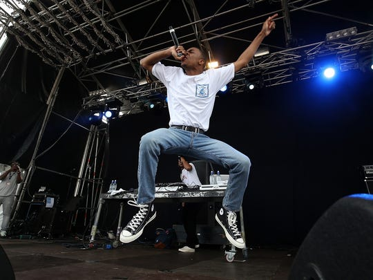 Vince Staples will perform on March 11 at Old National Centre.