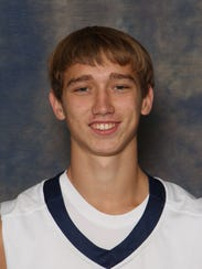 Brandon Stuhler, Greencastle-Antrim boys basketball