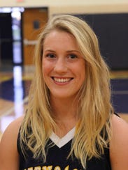 Morgan Wagaman, Greencastle-Antrim girls basketball