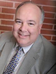 Farmington City Manager Rob Mayes