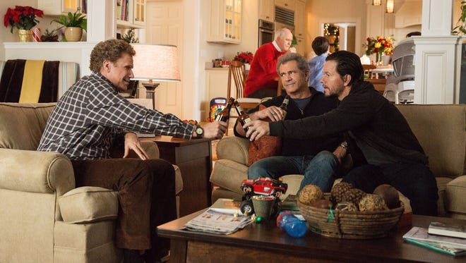 Daddy S Home 2 First Photos Of Mel Gibson As Mark Wahlberg S Father