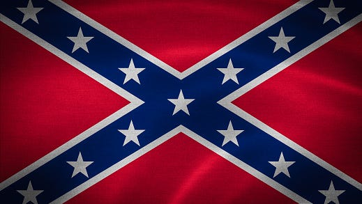 Confederate flag,