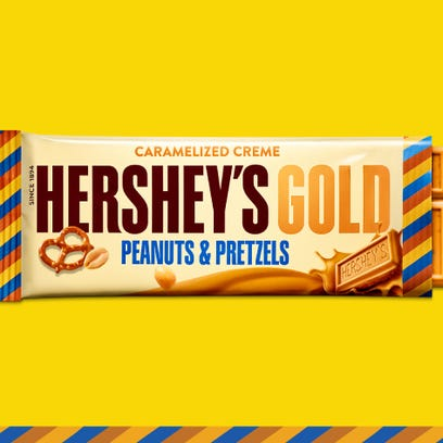 Freebie alert: Score a free Hershey's Gold when Team USA wins a gold medal in Winter Olympics