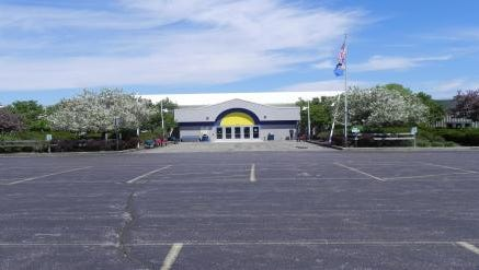 The Sunnyview Expo Center in Oshkosh.