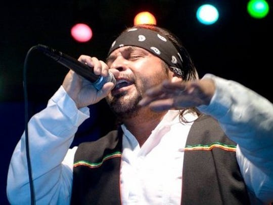 The Hopi reggae artist Casper is featured July 22 during the Cottonwood Concert Series at the Farmington Public Library.