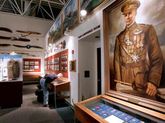 The Mitchell Gallery of Flight is a museum in the terminal of Mitchell International Airport.