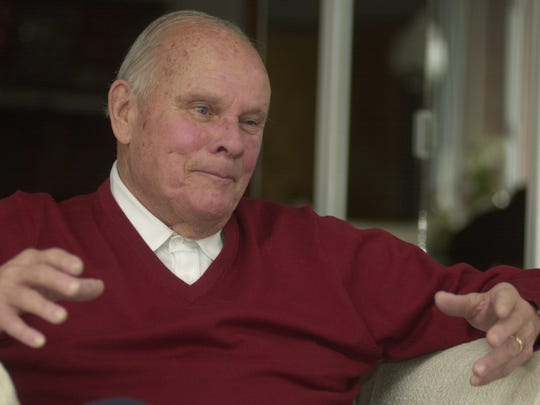 Former St. Clair mayor Bernie Kuhn died Dec. 15