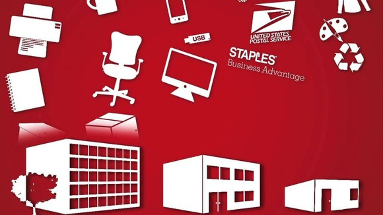 Staples announced that they will be closing 70 stores this year. For the quarter ending Jan. 28, the office supply retailer reported sales of $4.6 billion, down 3% year over year.