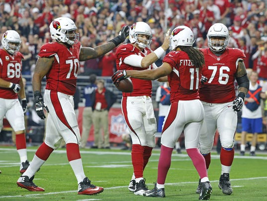 Packers vs Cards 2015