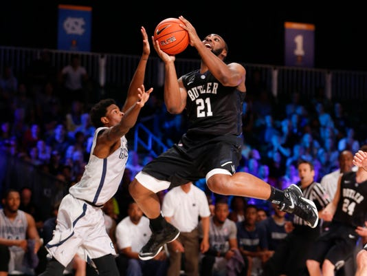 NCAA Basketball: Battle 4 Atlantis-Butler vs Georgetown