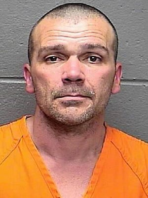 Bank robbery suspect Joseph Whilden Jr.
