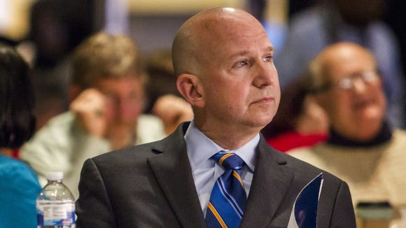 Gov. Jack Markell in Wilmington last month.