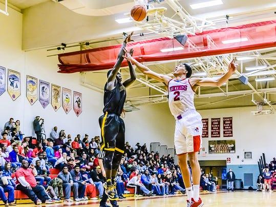 Waverly vs Everett Boys Basketball