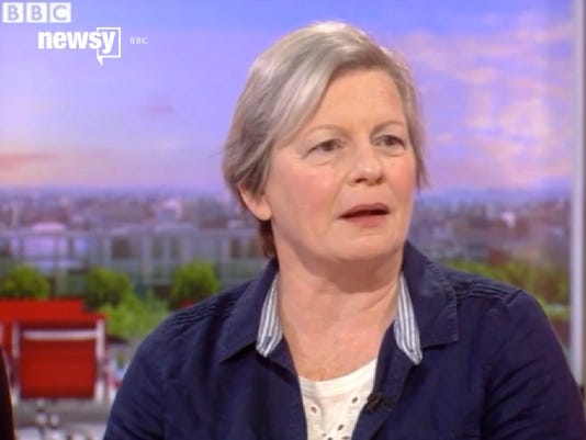 Woman says she can smell Parkinson's disease