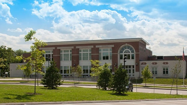 Pierce Middle School in Milton.