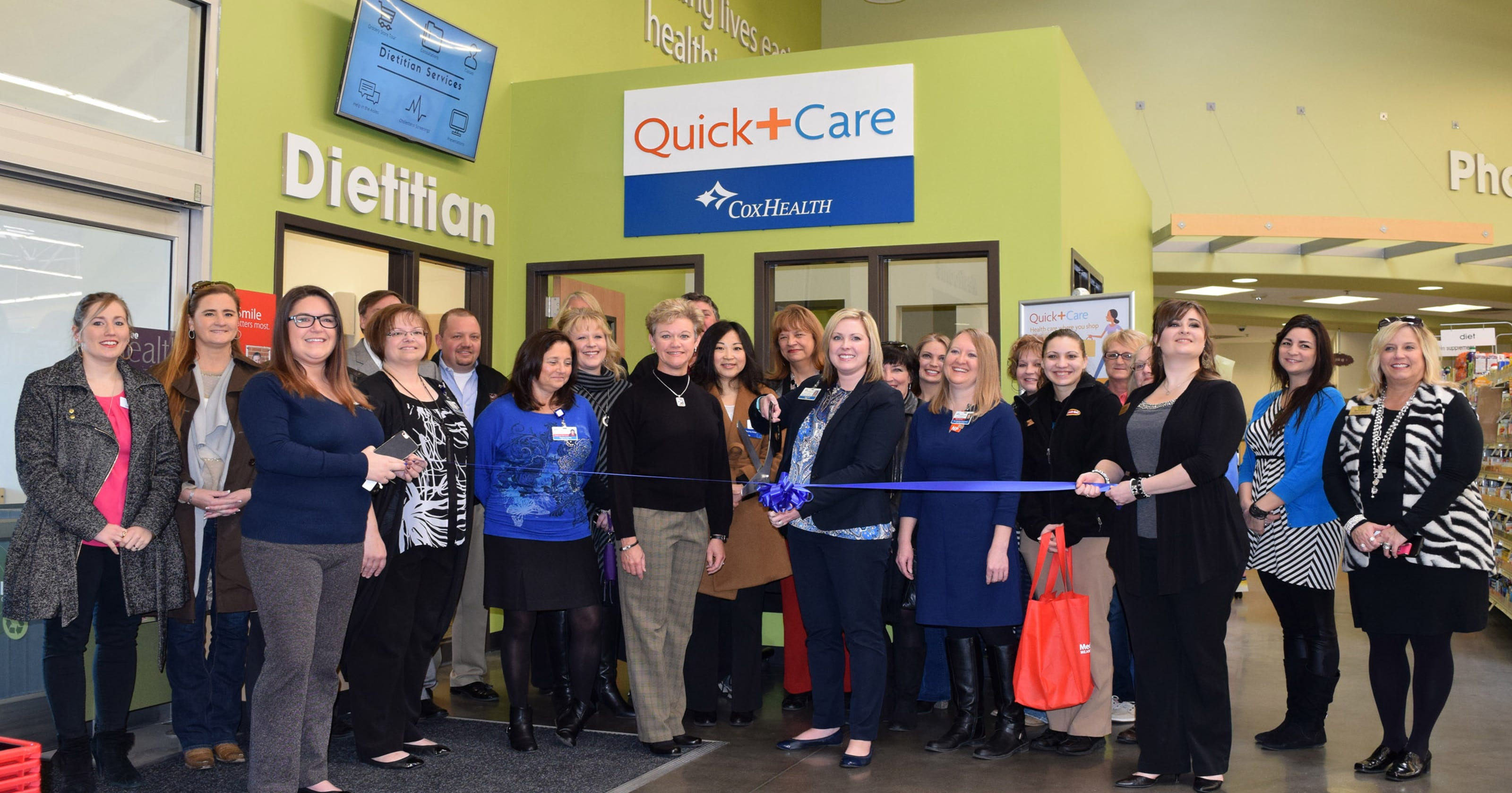 Coxhealth Opens Walk In Clinic In Springfield Hy Vee