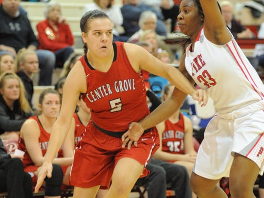 Pike defeated Center Grove 56-49 on Saturday afternoon in girls basketball action.