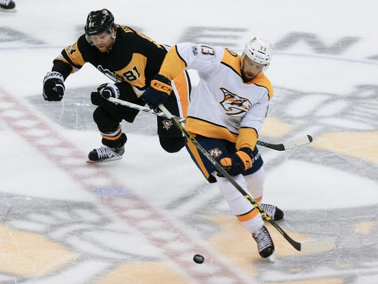 Nick Bonino, Phil Kessel