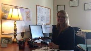 Carmela Pirich, executive director of the Addiction Center of Broome County.